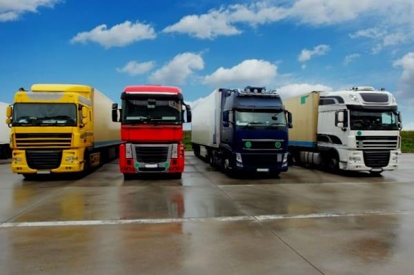 Camiones para CAP Mercancías