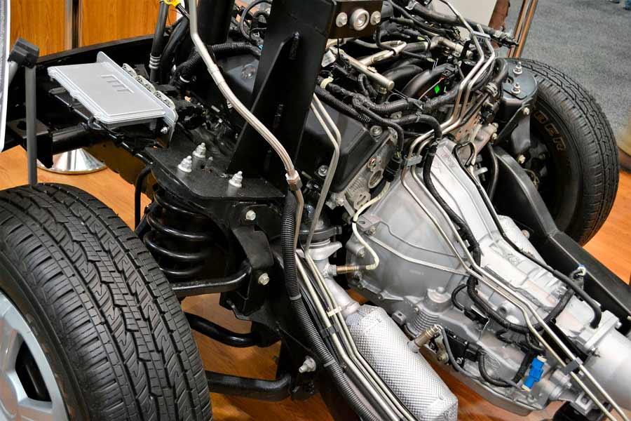 Curso Elemento del Motor