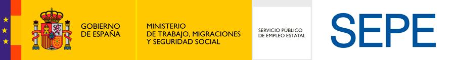 Logo Ministerio de Trabajo, Migraciones y Seguridad Social